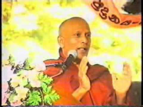 Last Sermon Before Leaving for Russia - Ven. Gangodawila Soma Thero