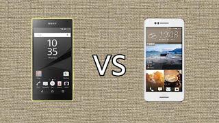 Sony Xperia Z5 Compact vs HTC Desire 728 - Comparision