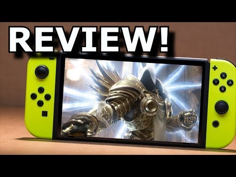 Diablo III: Eternal Collection Review! Better on Nintendo Switch?