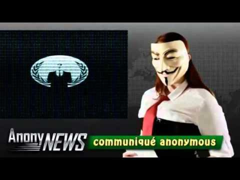 Anonymous - Si vous navez