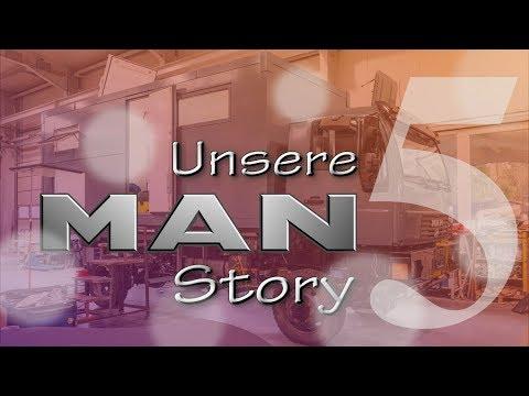 MAN Story - 5 Wohnkabine / Residential Cabin