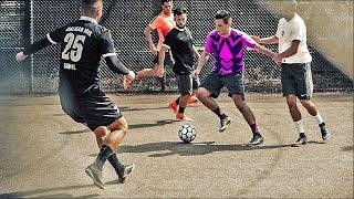 TOP 4 - The BEST Freestyle/Futsal/Street Football Skills 2016