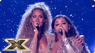 Scarlett duets with Leona Lewis | Final | The X Factor UK 2018