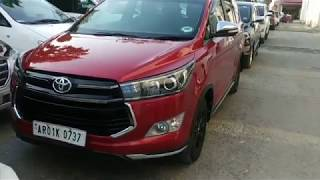 Toyota Innova Crysta Touring Sport Automatic 2019 | 2.8 L  Interior and Exterior Details| Review