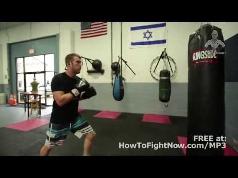 Kickboxing Workout Video - Trav's MMA Workout Routine With Bag - FREE MP3 Download Online Image 1