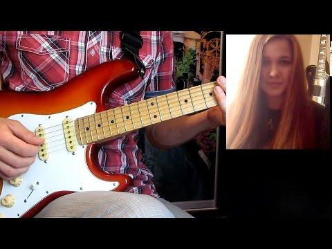 Зачем нужен гармонический минор на гитаре. Урок по импровизации.