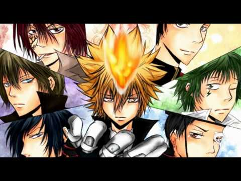 katekyo hitman reborn all openings lyrics to take
