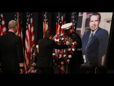 President Nixon's 101st Birthday Commemoration