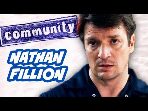 Community Season 5 Episode 6 Review - Nathan Fillion Edition