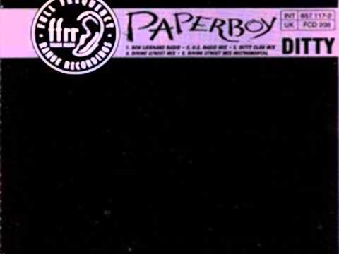 Paperboy   Ditty Club Mix
