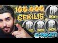 K PAKETİNDE MİLYON MİLYAR GP'LERİ KAPTIM!! (100.000 JP ÇEKİLİŞ)