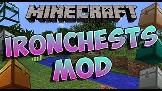 Minecraft 1.4.7 - Como instalar IRONCHESTS MOD - ESPAÑOL