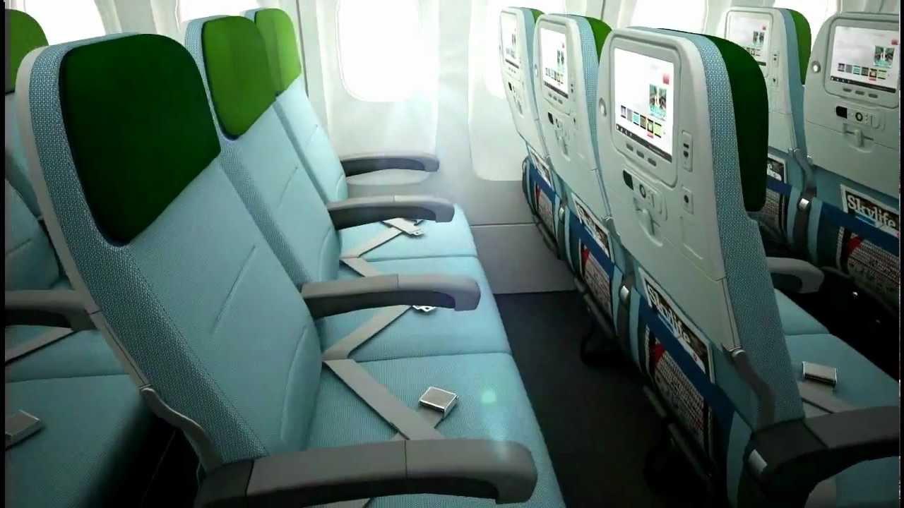 Turkish Airlines Premium Economy Class 3d Youtube