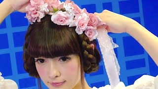 9 Types of Lolita Hair Accessories REFERENCE TUTORIAL by kawaii model Misako | 青木美沙子のロリータヘアアクセ講座