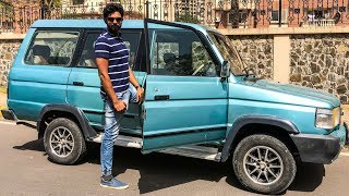 Toyota Qualis - What Made It So Popular? | Faisal Khan