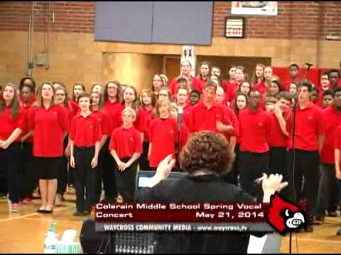 Colerain MIddle School 2014 Spring Vocal Concert