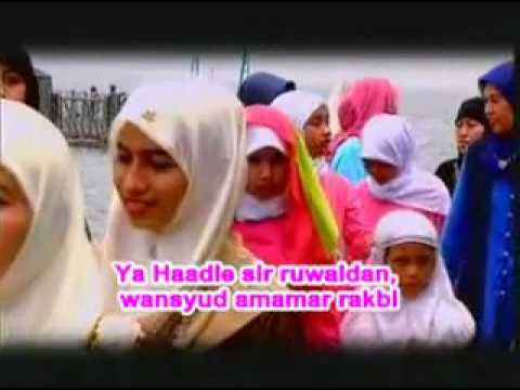 Cahaya Rasul Mayada   Ya Hadi Sir Ruwaida Ust  Madani   Youtube video