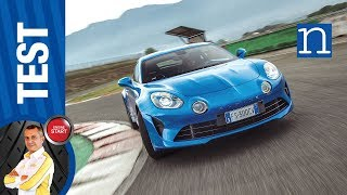 Alpine A110 2019 | Prova in pista  | NEW!