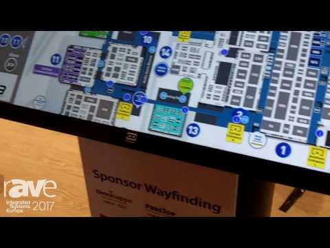 ISE 2017: PresTop Products Reveals Wayfinding System