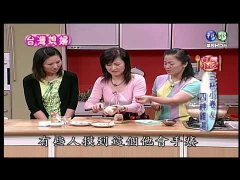 台綜-巧手料理-20150516 三杯小卷、四神雞湯(下)