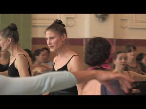 Adult Beginner Ballet documentary trailer