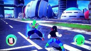 Raging blast - 17 Sadistic Dance (Team Attack)