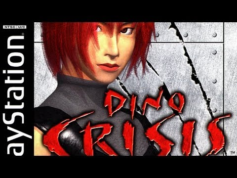 CGRundertow DINO CRISIS for PlayStation Video Game Review