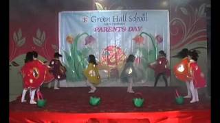 welcome song Green Hall School