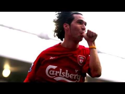Liverpool Fan Chants vs Wigan (Luis Garcia, Rafael Benitez, Dalglish)