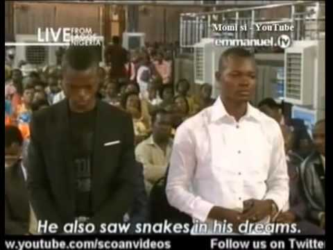 Scoan 13 April 2014: Impersonators Of Tb Joshua Deliverance And Testimony At Scoan, Emmanuel Tv video