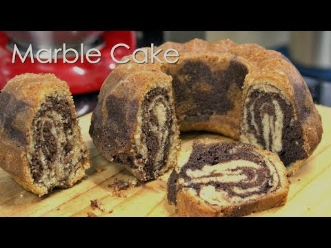 Marble Cake - Recipe by ZaTaYa Yummy