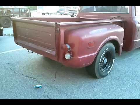 1969 C10 Chevy Step Side Short Bed