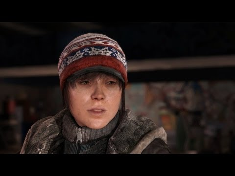 Beyond: Two Souls Gameplay Examined