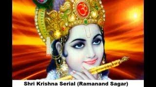 Shri Krishna (Ramanand Sagar) HD, Serial Title Song,4 hr 26 mins Non-Stop..x..x.. :) :)