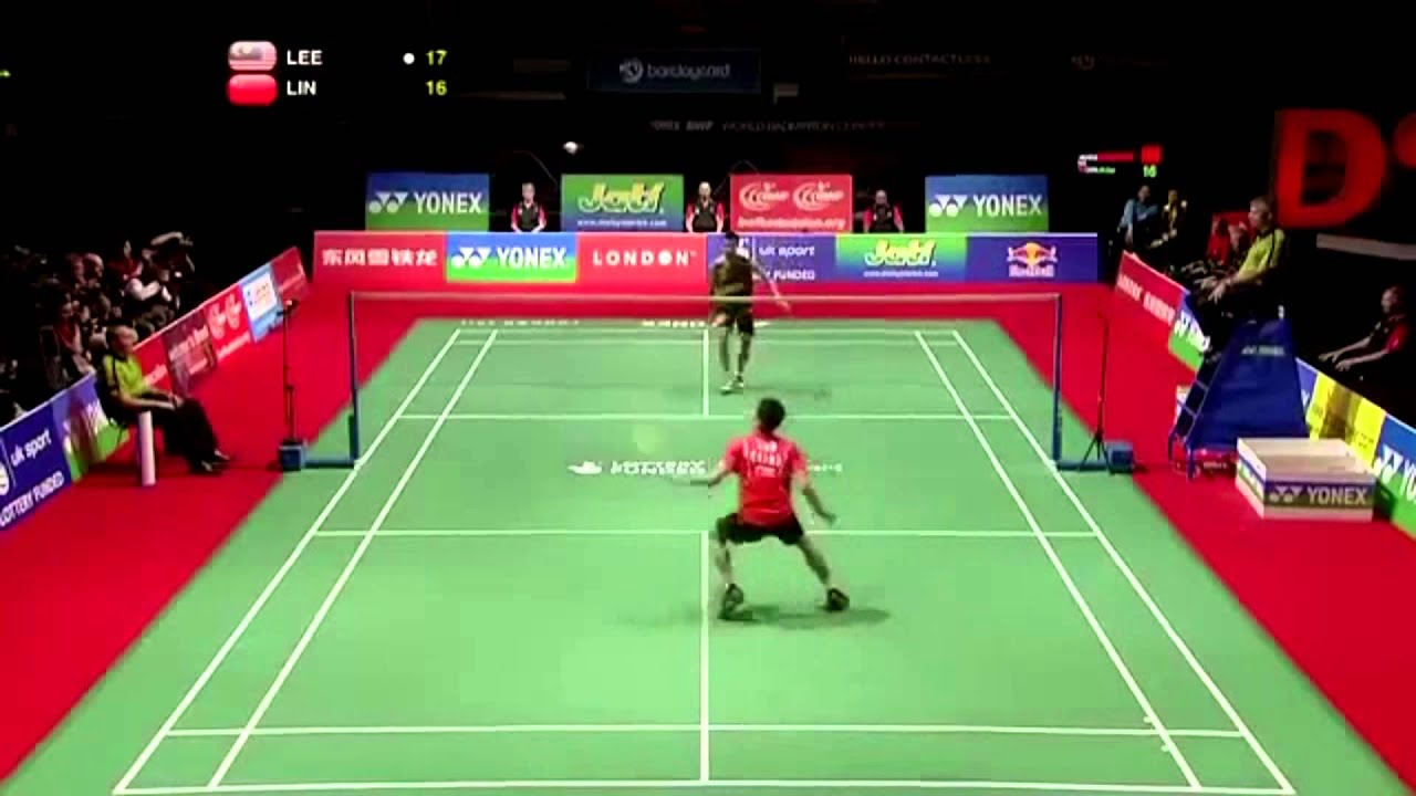 Badminton Shots Tricks Badminton Trick Shots by The