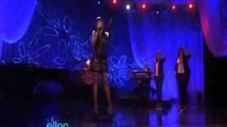 Jennifer Hudson Video - Jennifer Hudson -  Where You At? [Live on Ellen]