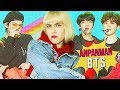 BTS ANPANMAN Russian Cover На русском mp3