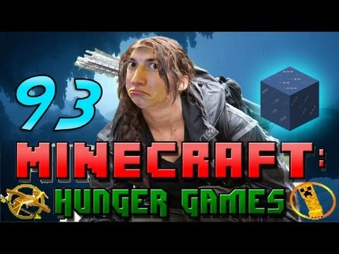 Minecraft: Hunger Games w Mitch Game 93 GG NO RE
