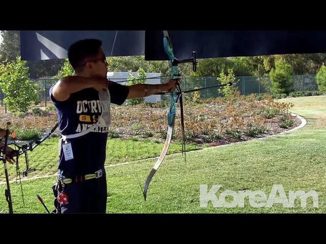 KoreAm Interview: Professional Archer