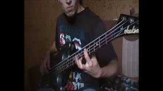 Iron Maiden-the trooper bass cover