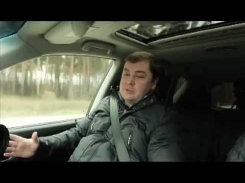 Авто Вести, тестируем Ssang Yong Rexton Эфир 3 ноября 2012