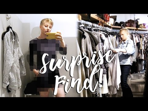 2Hand Shopping for my Capsule Wardrobe | Haulternative