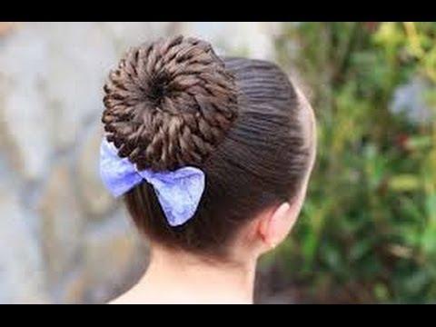 Como peinar a tu ni a para una fiesta ideas faciles 2 - Ideas para peinados faciles ...