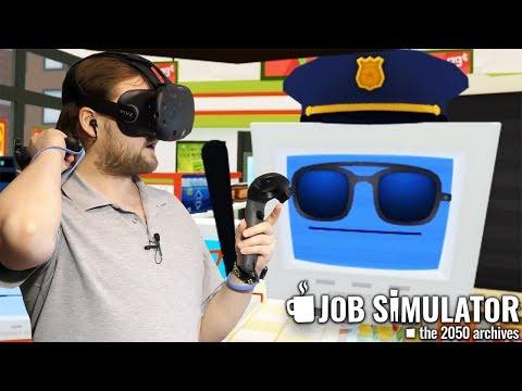 САМЫЙ ЧЕСТНЫЙ ПРОДАВЕЦ ► Job Simulator #3