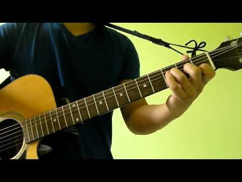 A Thousand Years  Christina Perri  Easy Guitar Tutorial No Capo