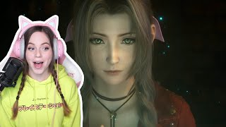 Reacting to the Final Fantasy VII Remake Opening Movie!