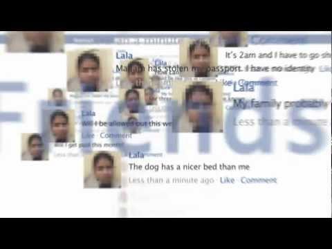 Anti-Slavery - Facebook friend