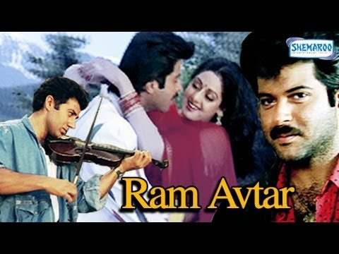 Ram Avtar - 1988 - Sunny Deol - Sridevi - Anil Kapoor - Full Movie In 15 Mins