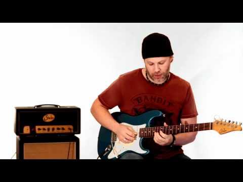 Scott Henderson Tribal Tech Mango Prom Guitar Lick Lesson Part 2 of 2