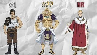 The 11 Strongest Mages In Black Clover!